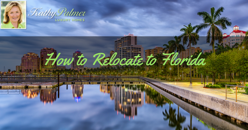 How to Relocate to Florida