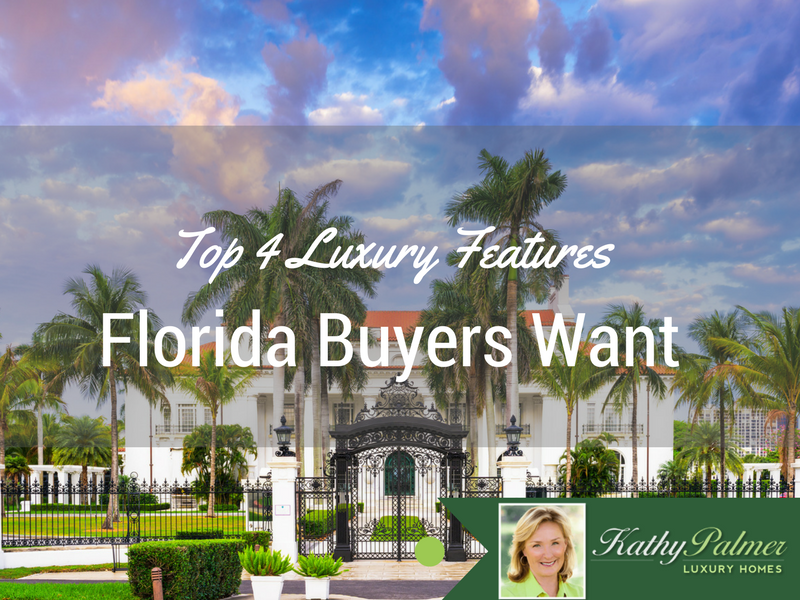 Top Luxury Features Florida Buyers Want Most