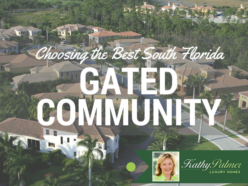 Choosing a Gated Community in South Florida