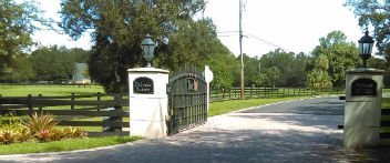 Oak Wood Estates entry